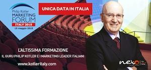 Kotler in Italia