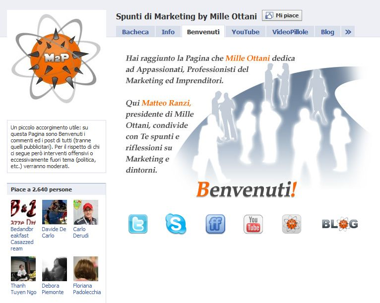 spunti di marketing
