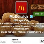 Quando ti hackerano l'account Twitter: il caso Burger King
