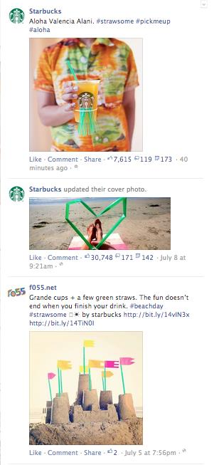 StarbucksHashtags