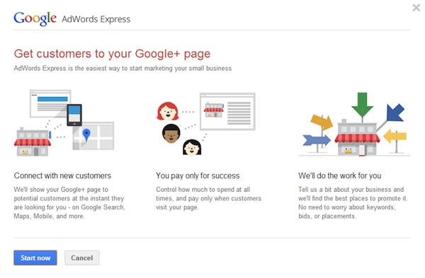 google+-ads
