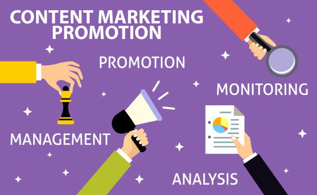 Benvenuti nell'ecosistema del Content Marketing Promotion