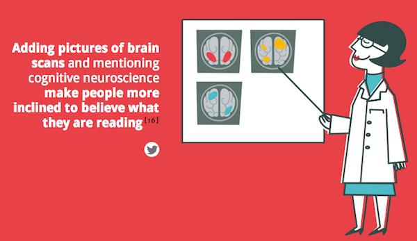 infografiche e neuroscienze