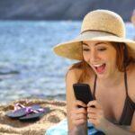 Social Media addicted da spiaggia!