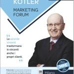Philip Kotler, il padre del Marketing moderno a Milano il 15 Maggio