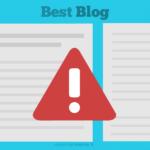 I 10 modi più ingenui di far crollare una strategia basata sul blog