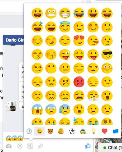 Emoticon-facebook