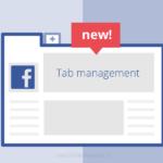 Pagine Facebook sempre più multi-tab. Potranno sostituire i siti web?