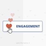 Strategie Social: tra gli obiettivi aziendali al primo posto c'è l'Engagement