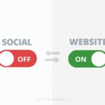 10 ragioni per cui i Social non possono sostituire un Sito Web